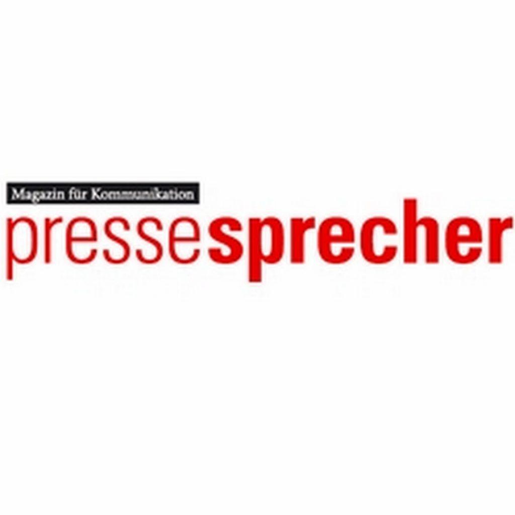 Pressesprecher